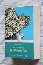 The Adventures of Huckleberry Finn by Mark Twain (Paperback, 2008, free postage)