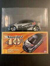 matchbox superfast Honda Civic Type R