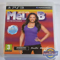 Get Fit With Mel B - PlayStation 3 PS3 Game PAL New Sealed - Free 1st Class Post