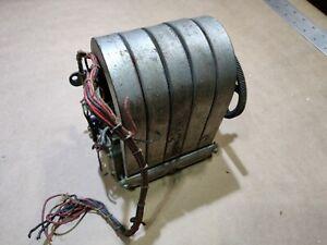 HAND CRANK 5 BAR MAGNETO Western Electric TELEPHONE GENERATOR PHONE PART