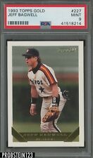 1993 Topps Gold #227 Jeff Bagwell Houston Astros PSA 9 MINT