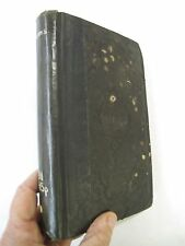 William Cullen Bryant Romantic Poet Editor 1854 Thanatopsis NY Evening Post