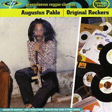 Original Rockers [Bonus Tracks] [Remaster] by Augustus Pablo (CD, Apr-2001,...
