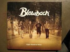 "BLOWBACK ""EIGHT HUNDRED MILES"" - CD - DIGI PACK"