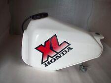 """Réservoir réservoir de bouchon de réservoir Honda xl 350r nd03 """"inoxydable"""" Fuel tank"""