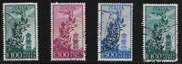 Italy Scott #C123-26, Singles 1948 Complete Set FVF Used