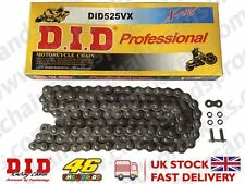 DID HD X-Ring Motorcycle Chain 525VX 108 fits Honda CBR600 F 02-07