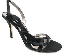 New Max Studio Evening Black Sandals Pumps 10 Shoes Max Studio