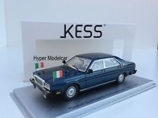 KESS MODEL 1/43 Maserati Quattroporte 4.9 1983 President Pertini Art. KE43014011