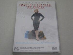 Sweet Home Alabama - Brand New & Sealed - Region 4 - DVD