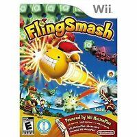 FlingSmash (Game Only), Good Nintendo Wii, Nintendo Wii Video Games
