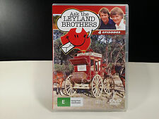 ASK THE LEYLAND BROTHERS - 4 Episodes DVD - Region All -- Volume 4