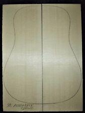 Guitar Luthier Tonewood HIGH GRADE ADIRONDACK RED SPRUCE TOP SOUNDBOARD Set