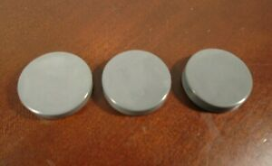"Backgammon Replacement Checkers 1  1/16"" Gray & White/Cream Pieces - You Pick"