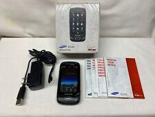 Samsung Reality SCH-U370 - Black (Verizon) Slide Smartphone FREE SHIPPING