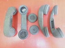 H-60/Pt Military Telephone Handset P/O Ta-312/Pt Field Telephone Unused