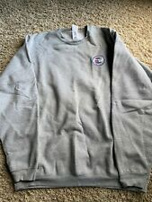 EBAY VINTAGE SWEAT SHIRT w POWER SELLER LOGO  FROM EARLY CONVENTION SIZE XXL