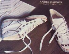 ANDRE GAGNON Tape Cassette VIRAGE A GAUCHE 1981 Cbs Records Canada PFCT-80052