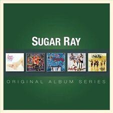 Sugar Ray ORIGINAL ALBUM SERIES 5CD