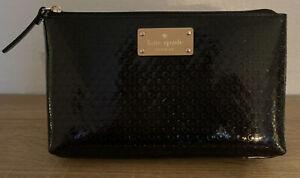 NWT Kate Spade New York Shiloh Yaletown Cosmetic Bag (black)