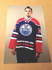 Keven Bouchard SIGNED 4x6 photo EDMONTON OILERS #3