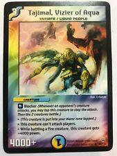 Duel Masters DM10 Tajimal Vizier of Aqua Shockwaves of the Shattered Rainbow