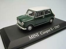 RBA Mini cooper S 1967 + CAJA VITRINA - IXO 1/43 cochesaescala