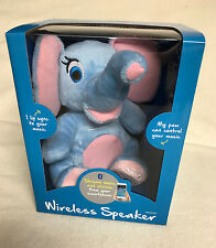 NEW ILIVE Bluetooth A2DP Buddy Elephant Wireless Speaker Rechargeable NIB Sealed