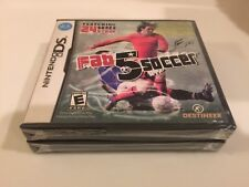 Fab 5 Soccer (Nintendo DS, 2008) DS NEW!