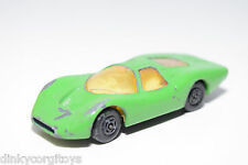 LESNEY MATCHBOX SUPERFAST 45 FORD GROUP 6 GREEN EXCELLENT CONDITION REPAINT