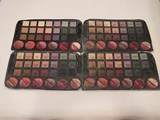 4 YBF EMPOWER YOUR BEYOUTY EYESHADOW & LIP GLOSS PALETTES - 5.86 OZ TOTAL - NEW