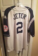 e30e4da3f Derek Jeter New York Yankees Baseball Jersey Men s XL By Majestic SEWEN
