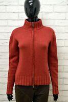 Maglione Donna MURPHY & NYE Taglia L Felpa Pullover Sweater Woman Lana Rosso
