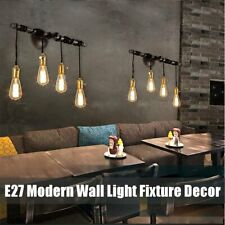 Industrial Vintage Retro Wall Light Bar Home Bedroom Lamp Fixture Decoration v
