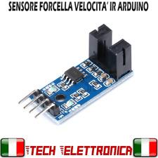 Modulo infrarosso sensore a forcella sensore velocità ir arduino pic