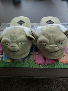 Yoda Slippers,Size L , Star Wars Mandalorian