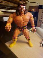 1990 Vintage TITAN SPORTS WWE Ultimate Warrior Action BIG Figure REALLY RARE