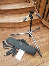 Giottos MT9360 Professional Roller Ball Aluminum Tripod - Camera DSLR Wildlife