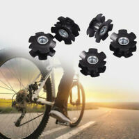5pcs/set Mountain Bike Front Fork Star Nut Headset Core Road Bicycle Accessories