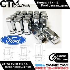 For 2015-2018 Ford Transit-250 Lug Nut Dorman 35196JK 2016 2017