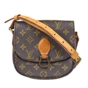 LOUIS VUITTON MINI SAINT CLOUD SHOULDER BAG MONOGRAM M51244 vps 61100