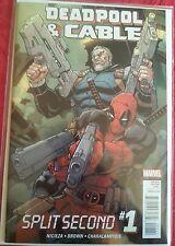 Deadpool Cable 25 newsstand Variant High Grade
