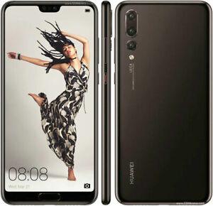 "Huawei P20 Pro DualSIM Black 128GB 6GB 6.1"" 40MP Kirin970 Phone USA FREESHIP*"