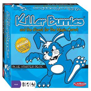 Killer Bunnies Quest Blue Starter Card Game