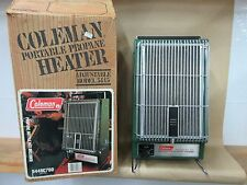 Vintage Coleman Propane Catalytic Heater in Box Looks Unused Model 5445