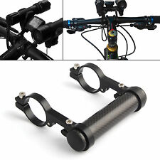 Hot MTB Bike Bicycle Accessories Mount Bracket Bike Flashlight Holder Black