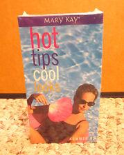 MARY KAY Hot Tips & Cool Looks VHS new 1995 make-up instructional beauty fashion
