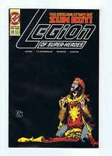 DC Legion Of Super-Heroes V4 #28 VF- 1992