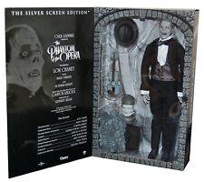 "The Phantom of Opera Silver Screen 1/6 Universal Monsters 12"" Figur Sideshow"