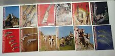 "1 Year-1962 ""The American Rifleman"" Magazine All 12 Issues Terrific Condition"